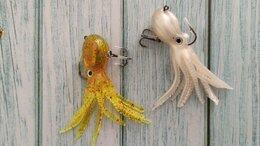 Приманки и мормышки - Мягкие рыболовные приманки разные, 0