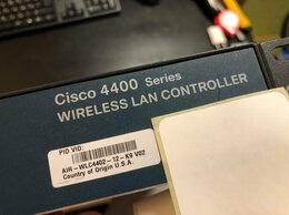 Оборудование Wi-Fi и Bluetooth - Wi-Fi-контроллер Cisco AIR-WLC4402-12-K9, 0