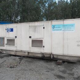 Электрогенераторы - Дизельный генератор 500 кВт. FG Wilson P700, 0