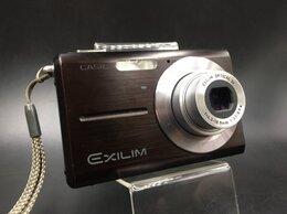 Фотоаппараты - Фотоаппарат CASIO Exilim Zoom EX-Z5, 0