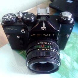 Пленочные фотоаппараты - Продам фотоаппарат zenit TTL, 0