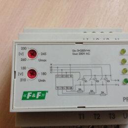 Электрические щиты и комплектующие - переключатель фаз, 0