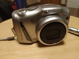 Фотоаппараты - Компактный фотоаппарат Canon PowerShot SX150 IS, 0