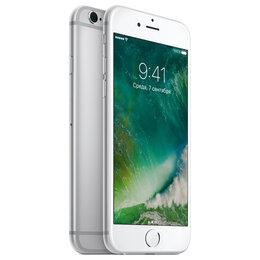 Мобильные телефоны - 🍏 iPhone 6S 32Gb silver (белый) , 0