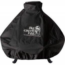 Кейсы и чехлы - Чехол вентилируемый на купол для XL Big Green Egg черный, 0