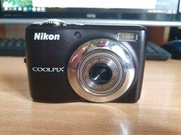 Фотоаппараты - Фотоаппарат Nikon Coolpix L21, 0