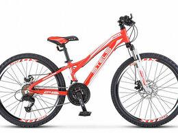 Велосипеды - Подростковый велосипед stels Navigator 460 MD, 0