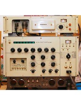 Лабораторное оборудование - Осциллографы частотомеры Радиоприемник р 399а…, 0