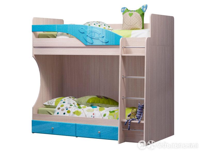 Кровать Бемби МДФ по цене 14990₽ - Кровати, фото 0