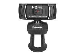 Веб-камеры - Веб-камера Defender G-lens 2597 720p , 0