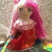 Кукла самодельная из ткани по цене 950₽ - Куклы и пупсы, фото 0