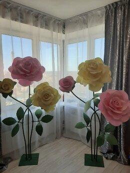 Рукоделие, поделки и товары для них - Цветы из изолона, 0