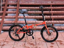 Велосипеды - Велосипед trinx life 2.0 складной, 0