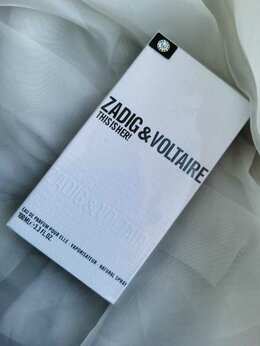 Парфюмерия - Zadig & Voltaire This Is Her евролюкс, 0