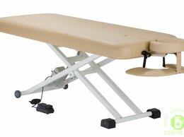 Массажные столы и стулья - Стационарный массажный стол US MEDICA Alfa, 0