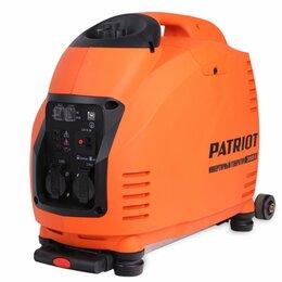 Электрогенераторы - Генератор инверторный PATRIOT 3000il ( артикул…, 0