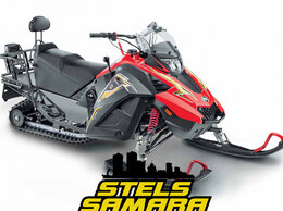 Мототехника и электровелосипеды - Снегоход Stels Капитан S150, 0