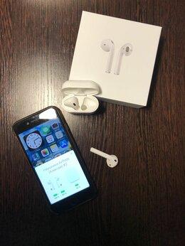Наушники и Bluetooth-гарнитуры - Airpods 2 копия Premium, 0