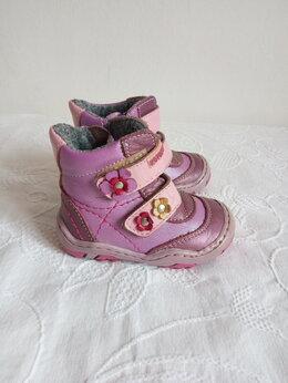 Ботинки - Демисезонные ботинки Котофей 19 разм на девочку, 0