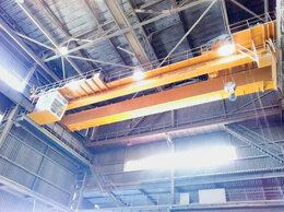 Производственно-техническое оборудование - Мостовой кран опорный двухбалочный, 0