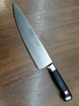 Ножи кухонные - Нож поварской 20 см. Burgvogel Solingen, 0