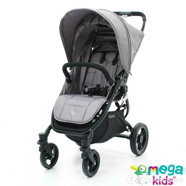 Прогулочная коляска Valco Baby Snap 4 Cool Grey по цене 18699₽ - Коляски, фото 0