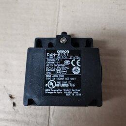 Концевые, позиционные и шарнирные выключатели - Оmron d4n-8131 концевой выключатель, 0