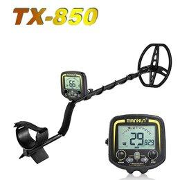 Металлоискатели - Металлоискатель TX-850, 0