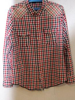 Рубашки - Рубашка мужская , 0