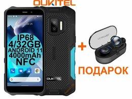 Мобильные телефоны - НОВИНКА Защищённые Oukitel WP12 Blue IP68/69K…, 0