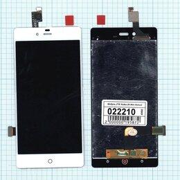 Дисплеи и тачскрины - Модуль - для ZTE Nubia Z9 Mini белый, Диагональ…, 0