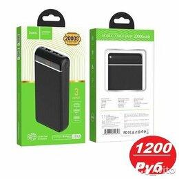 Универсальные внешние аккумуляторы - Powerbank аккумулятор Hoco -20000, 0
