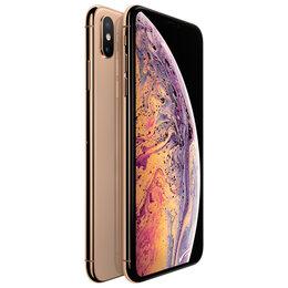 Мобильные телефоны - 🍏 iPhone XS max 256Gb gold (золотой)  , 0