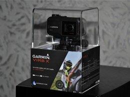 Экшн-камеры - Garmin Virb X (новая, запечатанная), 0