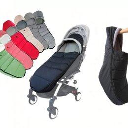 Аксессуары для колясок и автокресел - Новый огромный кокон #4 для коляски (черный), 0