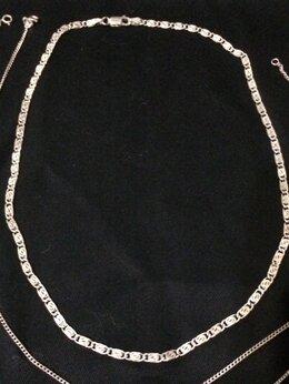 Цепи - Цепочка серебро, 0