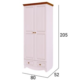 Шкафы, стенки, гарнитуры - Шкаф для одежды Винтаж новый бесплатно доставка , 0