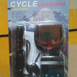 Велокомпьютеры - Велокомпьютер велоспидометр 14 функций новый, 0