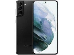 Мобильные телефоны - Samsung Galaxy S21 Plus 5G 8/256 Black - Новый, 0