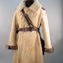 Одежда -   Армейский тулуп офицерский Бекеша оптом и в розниц, 0