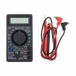 Измерительные инструменты и приборы - Мультиметр цифровой DT- 830B, 0