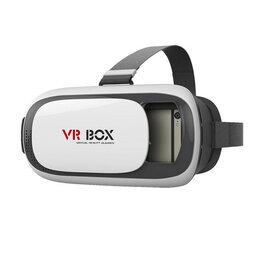 Аксессуары - Очки виртуальной реальности VR Box 2.0 3D, 0