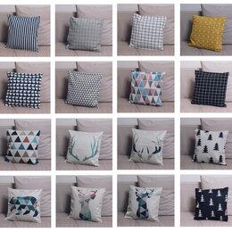 Декоративные подушки - Наволочки на декоративные подушки, 0
