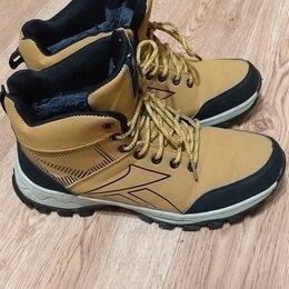 Ботинки - Ботинки детские демисезонные для мальчиков, 0