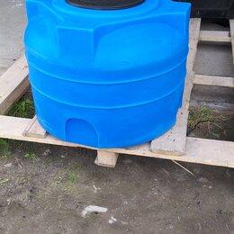 Баки - Бочка пластиковая 200 литров, 0