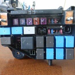 Электрика и свет - Блок предохранителей подкапотый Hyundai Solaris хэтчбек 1.6 АКПП (2010-2014) , 0