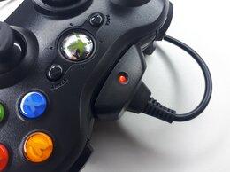 Аксессуары - Кабель для заряда геймпада Х-BOX 360, 0