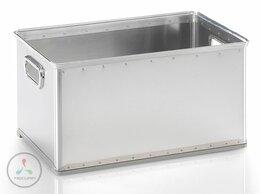 Корзины, коробки и контейнеры - Ящик для транспортировки Gmoehling G®-STACK A…, 0