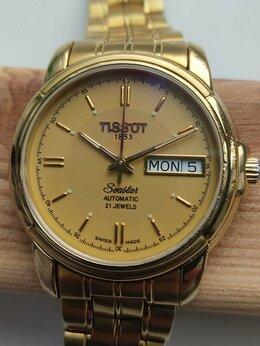 Наручные часы - Часы    мужские механические tissot , 0