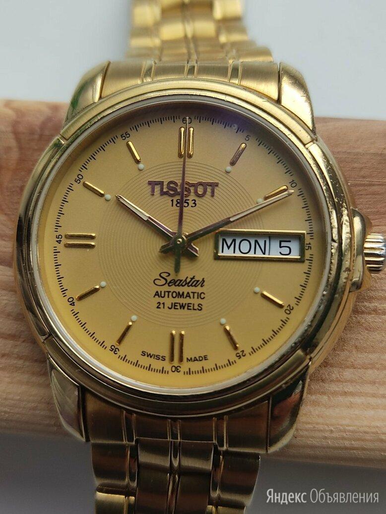 Часы    мужские механические tissot  по цене 8000₽ - Наручные часы, фото 0